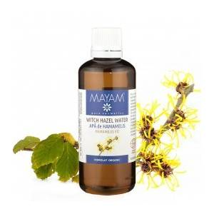 Apa de Hamamelis Bio, 100 ml
