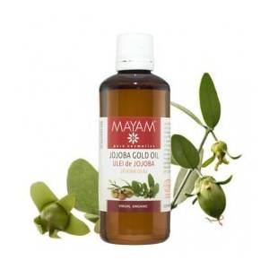 Ulei de Jojoba, Bio, Virgin, 50 ml