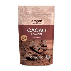 Cacao pulbere raw bio 200g