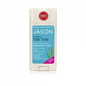 Deodorant stick bio, anti-bacterian, cu Tea Tree, Jason, 75g